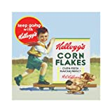 Kellogg's Corn Flakes Single Coaster