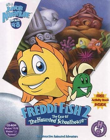 Freddi Fish 2