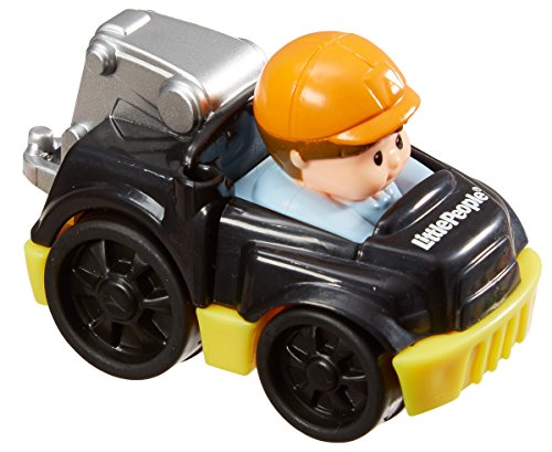 Fisher-Price Little People Wheelies Tow Truck - 1