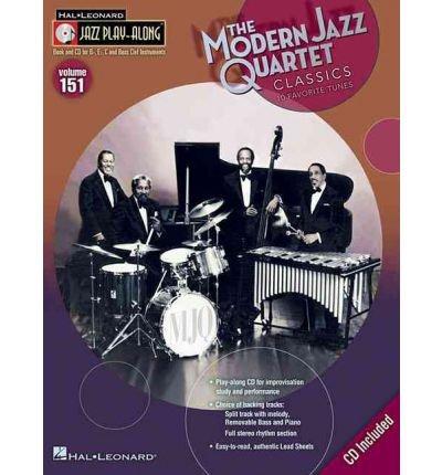 [(Modern Jazz Quartet Classics: Jazz Play-Along Volume 151)] [Author: Mark Taylor] published on (May, 2011)