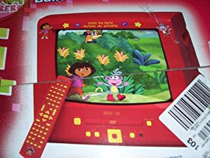 Dora the Explorer Tv/dvd Combo