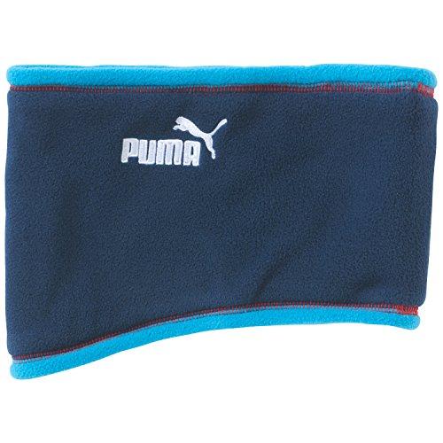 (プーマ)PUMA ネックウォーマー 052628 02 ピーコート/メチル ブルー F