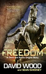 Freedom: A Dane and Bones Origins Story (Dane Maddock Origins Book 1)