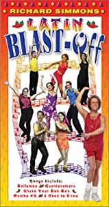 Richard Simmons: Latin Blast-Off [VHS]
