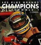 echange, troc Paolo D'Alessio - Les plus grands champions de Formule 1