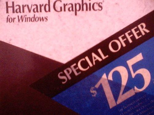Harvard Graphics For Windows 1.03
