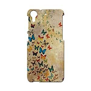 BLUEDIO Designer Printed Back case cover for HTC Desire 728 - G1082