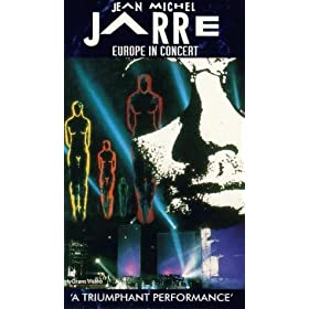 Jean Michel Jarre   Concert de Barcelone 93 VHSRip preview 0