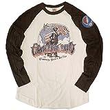 S ジャンクフード ラグラン Tシャツ メンズ 長袖 グレイトフル・デッド JUNKFOOD 5168