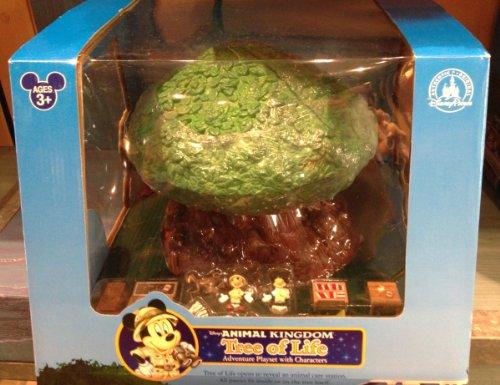 Disney Park Animal Kingdom Tree of Life Playset NEW