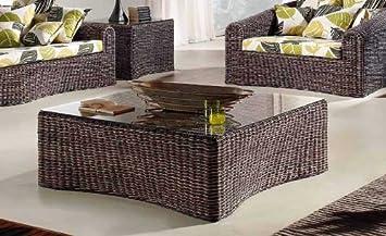 Mesas de Rattan para Salon : Modelo JAMAICA