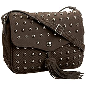 Hype Taylor Cross-Body Flap Bag