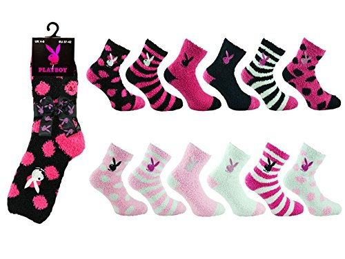 3-pairs-of-ladies-playboy-cosy-lounge-socks-size-4-8
