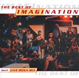 echange, troc Imagination - The Best Of + Megamix Live / 16 Titres