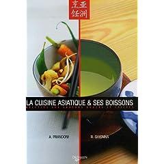 livre sur la cuisine asiatique