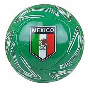 Amazon.com : Mexico National Soccer Ball Pelota Futbol