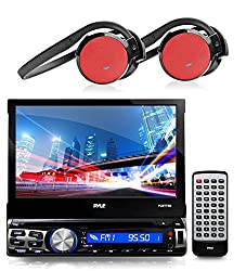 See 1 X New Pyle PLBT73G 7-inch Bluetooth CD/Multimedia AM/FM Radio AUX Input Player Stereo Receiver With GPS Navigation Headunit with Built-in Mic for Hands-Free Call Answering Touch Screen USB/SD Card Readers + 2 X PHBT5R Stereo Bluetooth Streaming Wireless Details