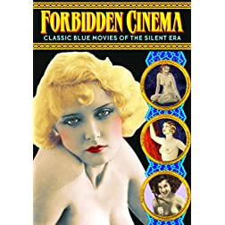 Rare Blue Classics of the Silent Era