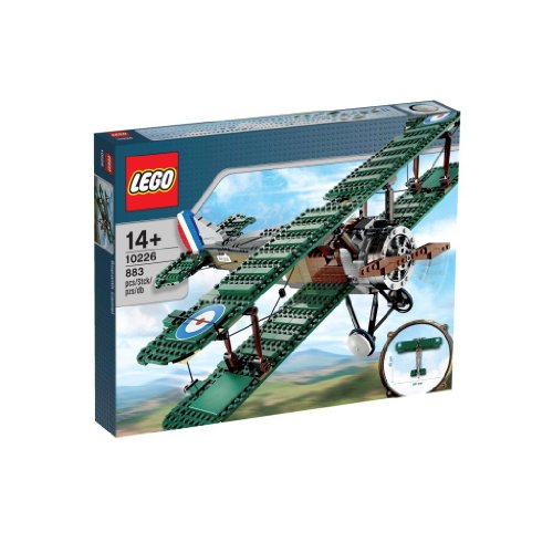 LEGO Creator 10226 - Sopwith Camel