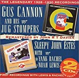 Gus Cannon Legendary 1928-1930 Recordings, the/First Recordings With Yank Rachell and Noah Lewis