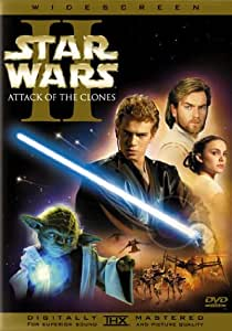 Star Wars, Episode II: Attack of the Clones (Widescreen Edition) (Bilingual) [Import]