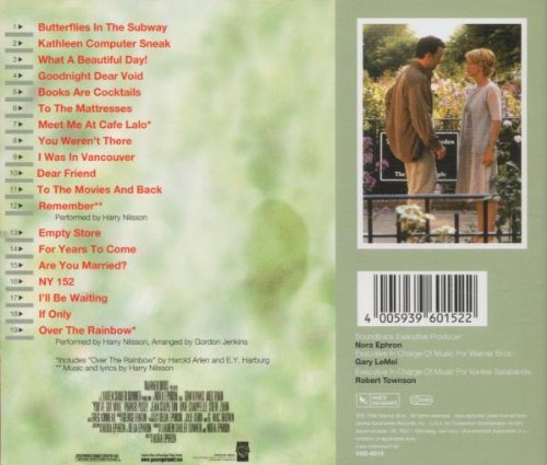 You've Got Mail (1998) Soundtrack Music - Complete Song ...