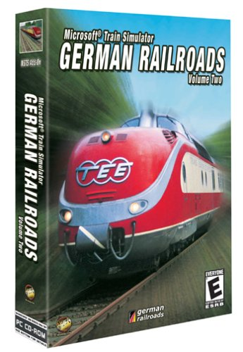 German Railroads 2: Microsoft Train Simulator Add-On
