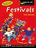 Festivals (Copy and Cut) (0713659254) by Johnson, Paul