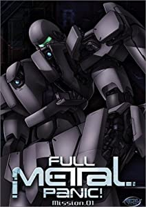 Full Metal Panic! - Mission 01