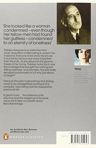 Therese Desqueyroux (Penguin Modern Classics)