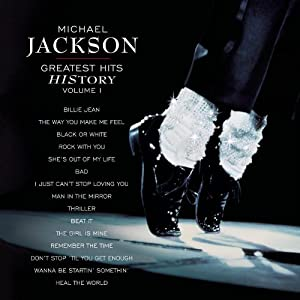 Greatest Hits - HIStory, Vol. 1 by Sony