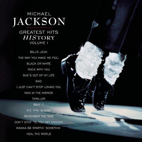 Greatest Hits: HIStory, Volume I artwork