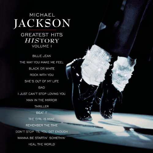 Michael Jackson - Greatest Hits History, Vol. 1 - Zortam Music