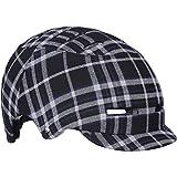 Cityzen grey checkered medium helmet
