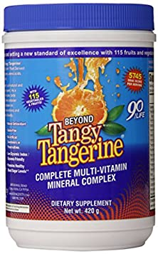buy Beyond Tangy Tangerine - 420 G Canister