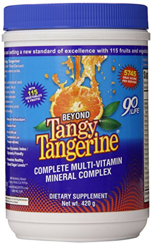 Beyond Tangy Tangerine - 420 G Canister front-12697