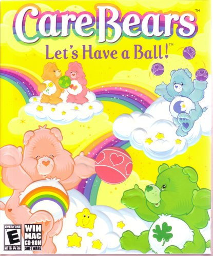 Care Bears: Let'S Have A Ball! front-248679