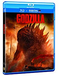 Godzilla - Blu-Ray + DIGITAL Ultraviolet [Blu-ray + Copie digitale]