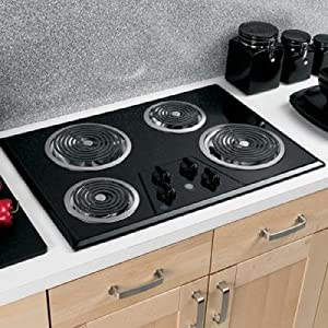 Ge Jp328skss 30 Electric Cooktop Stainless Steel