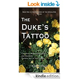 The Duke's Tattoo: A Regency Romance of Love and Revenge, Though Not in That Order (The Horsemen of the Apocalypse Series)