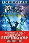 Percy Jackson et les h�ros grecs par Riordan