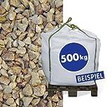 Marmorsplitt Tiroler Rot 8--16mm 500kg Big Bag