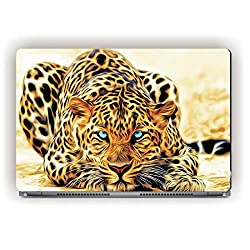 Posterboy Tiger Laptop Skin (Multicolor)