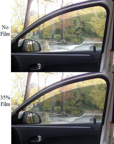 Green 25/% VLT Auto Window Tinting Film 20 Inch Wide x 10 Feet Long Roll
