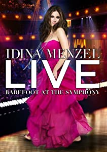 Idina Menzel: Live - Barefoot At The Symphony [DVD]