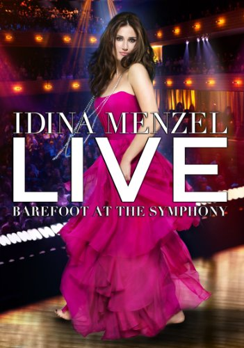 Idina Menzel Live Barefoot At The Symphony (Barefoot At The Symphony compare prices)