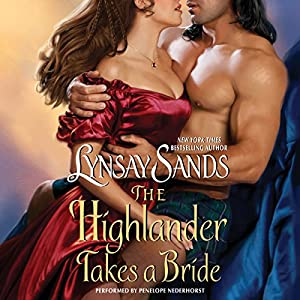 The Highlander Takes a Bride Hörbuch