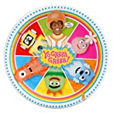 Yo Gabba! Dinner Plates (8) Child