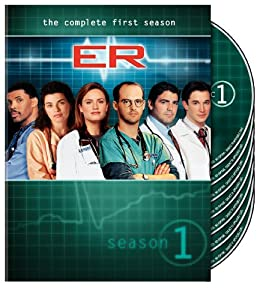 ER: The Complete First Season by Warner Home Video