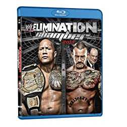 WWE: Elimination Chamber 2013 [Blu-ray]